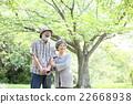 新綠色資深oshidori夫婦 22668938