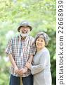 新綠色資深oshidori夫婦 22668939