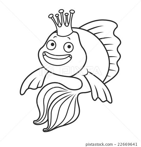gold fish 22669641