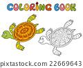 cartoon turtle 22669643