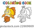 gold fish  22669669