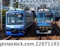 철도, 전차, 전철 22671193