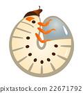 甲蟲幼蟲 22671792
