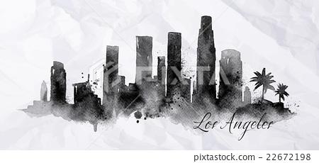 Silhouette ink Los Angeles 22672198