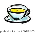 湯 玉米湯 插圖 22681725