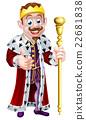 King Cartoon 22681838