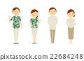 夏威夷衬衫 人类 人物 22684248