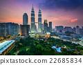 Kuala Lumpur Skyline 22685834