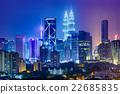 Kuala Lumpur Skyline 22685835