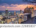 Kobe, Japan Skyline 22685837