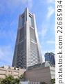 요코하마 랜드 마크 타워 22685934