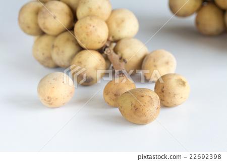 Longkong, Langsat or Lanzones fruit 22692398