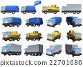 卡車 重型車輛 汽車 22701686