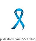 Prostate cancer ribbon awareness 22712045