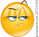 Jealous emoticon 22714193