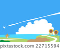 하늘, 풍경, 경치 22715594