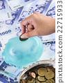 新臺幣 1000元 背景 22715933