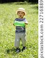 เด็กผู้ชาย,เด็ก,จับแมลง 22716889