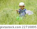 เด็กผู้ชาย,เด็ก,จับแมลง 22716895
