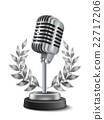 Gold Microphone Award 22717206