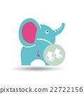 baby shower icon design  22722156