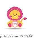 baby shower icon design  22722161