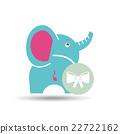 baby shower icon design  22722162