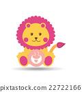 baby shower icon design  22722166