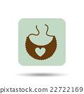 baby shower icon design  22722169