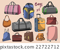 Different bags set 22722712