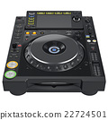 Digital dj turntable mixer 22724501