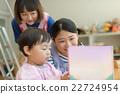 阅读 托儿所 学前班 22724954