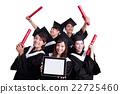 畢業文憑 畢業生 畢業 22725460