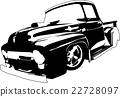 벡터, 자동차, 차 22728097