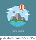 travel, journey, mountain 22728957