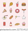 fast food icon 22731412
