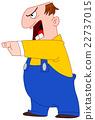 Angry man 22737015