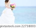 婚禮 海 大海 22738003