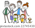 family, senior, whelp 22745430