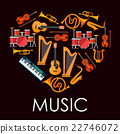 music instrument musical 22746072