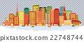 city, cityscape, town 22748744