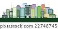 city, cityscape, town 22748745