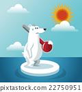 global, warming, bear 22750951