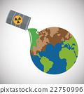 지구, 온난화, 환경 22750996