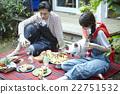 愛人 餐 進餐 22751532