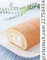 瑞士卷 果冻卷 夹心蛋糕 22756454