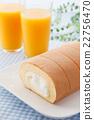 瑞士卷 果凍卷 夾心蛋糕 22756470