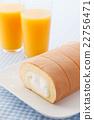 瑞士卷 果凍卷 夾心蛋糕 22756471