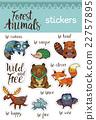sticker wildlife animal 22757895