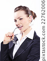 Portrait of a business lady  22762006